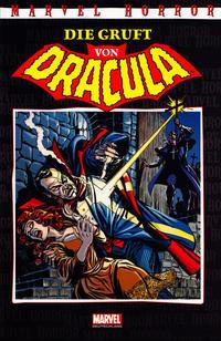 Cover Thumbnail for Marvel Horror (Panini Deutschland, 2003 series) #[2] - Die Gruft von Dracula 2