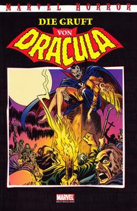Cover Thumbnail for Marvel Horror (Panini Deutschland, 2003 series) #[3] - Die Gruft von Dracula 3