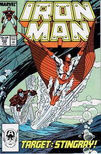 Cover Thumbnail for Iron Man (Marvel, 1968 series) #226 [Direct]