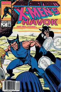 Cover for Marvel Comics Presents (Marvel, 1988 series) #30