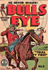Cover Thumbnail for Bulls Eye (Atlas, 1950 ? series) #2