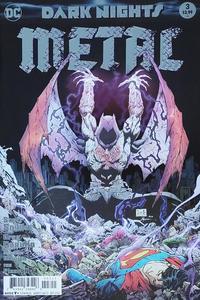 Cover Thumbnail for Dark Nights: Metal (DC, 2017 series) #3 [Greg Capullo / Jonathan Glapion Cover]