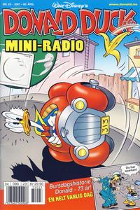 Cover Thumbnail for Donald Duck & Co (Hjemmet / Egmont, 1948 series) #23/2007