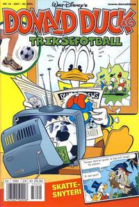 Cover Thumbnail for Donald Duck & Co (Hjemmet / Egmont, 1948 series) #24/2007