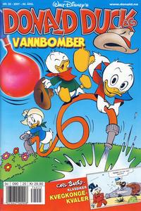 Cover Thumbnail for Donald Duck & Co (Hjemmet / Egmont, 1948 series) #25/2007