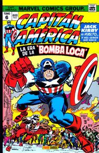 Cover Thumbnail for Marvel Gold. Capitán América (Panini España, 2011 series) #6 - La Era de la Bomba Loca