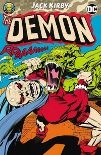 Cover Thumbnail for The Demon by Jack Kirby (DC, 2017 series)
