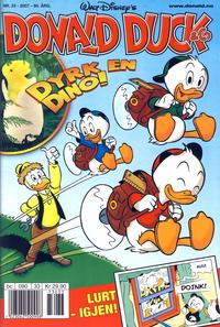 Cover Thumbnail for Donald Duck & Co (Hjemmet / Egmont, 1948 series) #33/2007