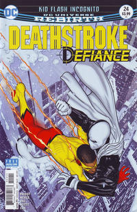 Cover Thumbnail for Deathstroke (DC, 2016 series) #24