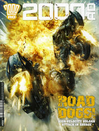 Cover Thumbnail for 2000 AD (Rebellion, 2001 series) #2004