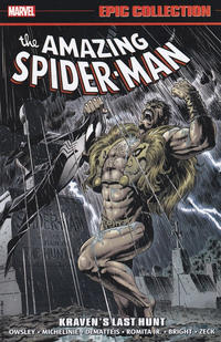 Cover Thumbnail for Amazing Spider-Man Epic Collection (Marvel, 2013 series) #17 - Kraven's Last Hunt