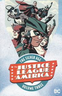 Cover Thumbnail for Justice League of America: The Silver Age (DC, 2016 series) #3