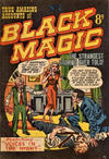 Cover for True Amazing Accounts of  Black Magic (Young's Merchandising Company, 1952 ? series) #2 [8d Price Variant]
