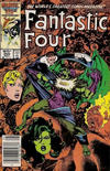 Cover Thumbnail for Fantastic Four (1961 series) #290 [Canadian Newsstand Edition]