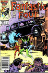 Cover Thumbnail for Fantastic Four (1961 series) #291 [Canadian Newsstand Edition]