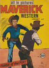 Cover for Maverick Western Library (Yaffa / Page, 1971 ? series) #1