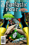 Cover Thumbnail for Fantastic Four (1961 series) #409 [Newsstand]
