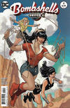Cover for Bombshells United (DC, 2017 series) #4