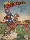 Cover for Stålmannen (Centerförlaget, 1949 series) #39/1951