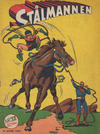 Cover for Stålmannen (Centerförlaget, 1949 series) #32/1951