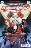Cover for Harley Quinn (DC, 2016 series) #30