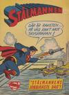 Cover for Stålmannen (Centerförlaget, 1949 series) #3/1962