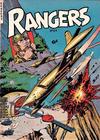 Cover for Rangers Comics (H. John Edwards, 1950 ? series) #24