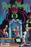 Cover for Rick and Morty (Oni Press, 2015 series) #27 [Cover A]