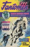Cover for Fantomen (Semic, 1963 series) #19/1982
