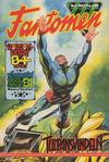 Cover for Fantomen (Semic, 1963 series) #5/1982
