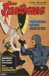 Cover for Fantomen (Semic, 1963 series) #4/1975