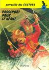 Cover for La Patrouille des Castors (Dupuis, 1957 series) #21 - Passeport pour le néant
