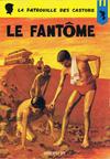 Cover for La Patrouille des Castors (Dupuis, 1957 series) #16 - Le fantôme