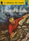 Cover for La Patrouille des Castors (Dupuis, 1957 series) #14 - Le chaudron du diable