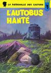 Cover for La Patrouille des Castors (Dupuis, 1957 series) #15 - L'autobus Hanté