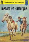 Cover for La Patrouille des Castors (Dupuis, 1957 series) #12 - Menace en Camargue