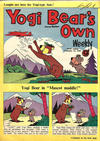 Cover for Yogi Bear's Own Weekly (City Magazines, 1962 series) #22 February 1964 [70]