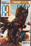 Cover for A&A: The Adventures of Archer & Armstrong (Valiant Entertainment, 2016 series) #1 [Cover J - Heroes & Fantasies - Tim Green]