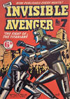 Cover for Invisible Avenger (Magazine Management, 1950 series) #7