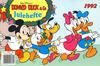 Cover for Donald Duck & Co julehefte (Hjemmet / Egmont, 1968 series) #1992