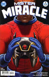 Cover for Mister Miracle (DC, 2017 series) #3 [Nick Derington Cover]