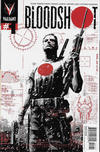 Cover for Bloodshot (Valiant Entertainment, 2012 series) #1 [Cover C - David Aja]