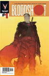 Cover for Bloodshot (Valiant Entertainment, 2012 series) #1 [Cover D - Esad Ribic]