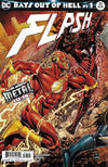 Cover for The Flash (DC, 2016 series) #33 [Ethan Van Sciver Cover]