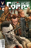 Cover Thumbnail for Bloodshot and H.A.R.D. Corps: H.A.R.D. Corps (2014 series) #0 [Cover C - Lewis LaRosa]