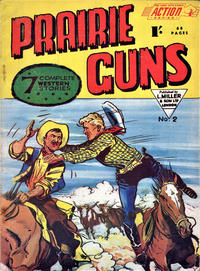 Cover Thumbnail for Action Series (L. Miller & Son, 1958 series) #2