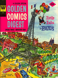 Cover Thumbnail for Golden Comics Digest (Western, 1969 series) #43 [Whitman]