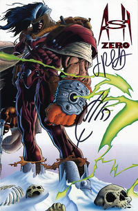 Cover Thumbnail for Ash (Event Comics, 1994 series) #0 [Red Foil]