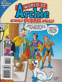 Cover Thumbnail for World of Archie Double Digest (Archie, 2010 series) #72