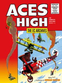 Cover Thumbnail for The EC Archives: Aces High (Dark Horse, 2017 series)